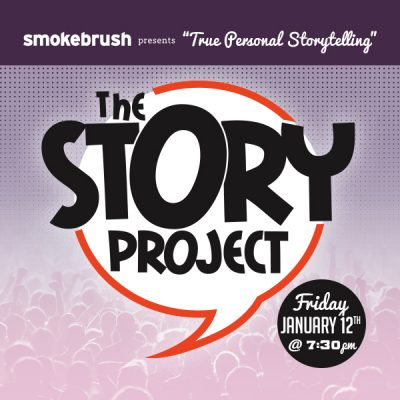 The Story Project January 2018