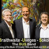 The BUS Band: Tribute to the Music of Crosby, Stills & Nash