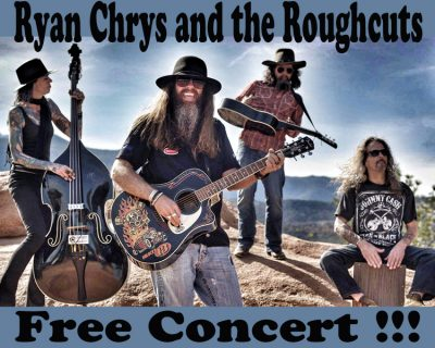 Ryan Chrys & The Rough Cuts