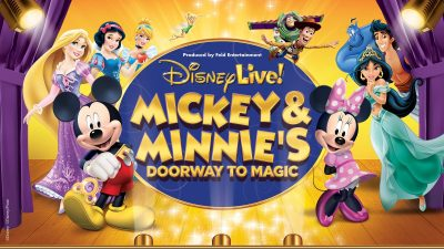 Disney Live! presented by Pikes Peak Center for the Performing Arts at Pikes Peak Center for the Performing Arts, Colorado Springs CO