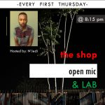 The Shop: Open Mic & Lab presented by Pikes Peak Writers at ,