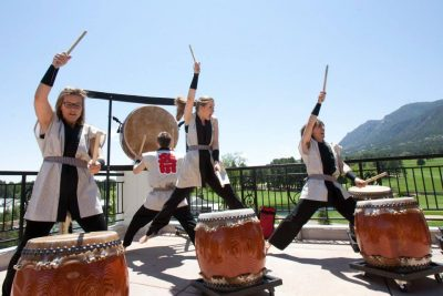 Taiko Society located in Monument CO