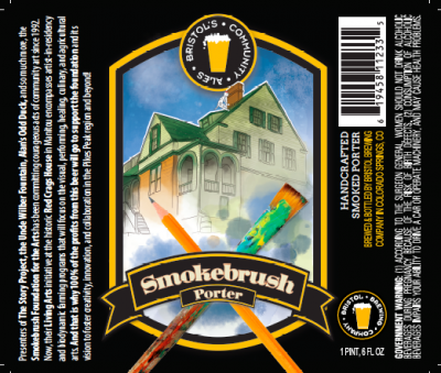 Bristol Brewery: Smokebrush Porter Release Party