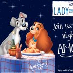 Disney Paint Event: Lady & The Tramp! presented by Painting with a Twist: Downtown Colorado Springs at Painting with a Twist Colorado Springs Downtown, Colorado Springs CO