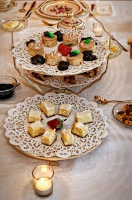 Holiday Orchard House Teas & Tours