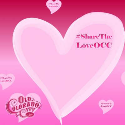 Share The Love in Old Colorado City