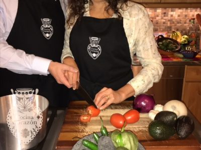 Valentine's Day Mexican Cooking Class presented by <i>Virtual</i> First Friday: April 3 at ,