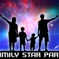 Family Star Party: Wherever the Weather Goes!