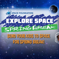 Explore Space Spring Break