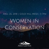 Women in Conservation presented by Palmer Land Trust at ,