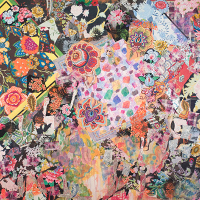 Call For Entries: Waste Not, Want Not: Works Inspired by Miriam Schapiro