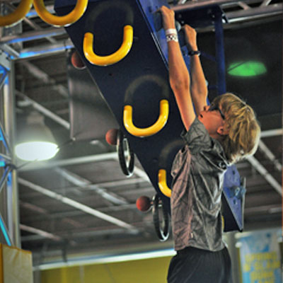 Kids Ninja Warrior Area Qualifier presented by Springs Trampoline Park at ,