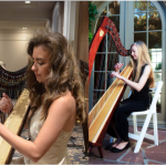 Live Harp Performances presented by Gallery 132 at ,
