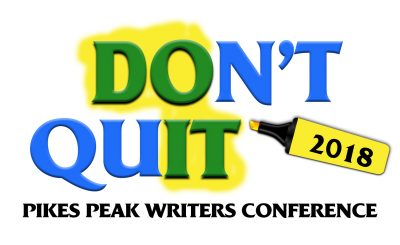 Pikes Peak Writers Conference