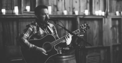 Live Music with Jason Wulf