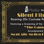 Silent Film Soiree: Roaring 20s Costume Party & Kids Night Out presented by Colorado Springs Pioneers Museum at Colorado Springs Pioneers Museum, Colorado Springs CO