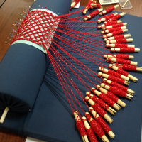 Introduction to Bobbin Lace with Elizabeth Barber
