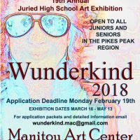 Wunderkind 2018m Call for Entries