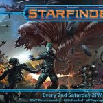 Starfinder RPG presented by Petrie's Family Games at Petrie's Family Games, Colorado Springs Colorado