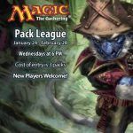 MTG Rivals of Ixalan Pack League presented by Petrie's Family Games at Petrie's Family Games, Colorado Springs Colorado