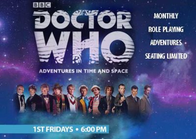 Doctor Who Role Playing Game