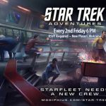 Star Trek Role Playing Game presented by Petrie's Family Games at Petrie's Family Games, Colorado Springs Colorado