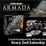 Star Wars Armada presented by Petrie's Family Games at Petrie's Family Games, Colorado Springs Colorado