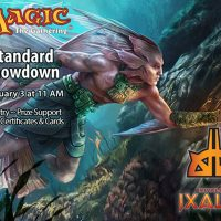 MTG Rivals of Ixalan Standard Showdown presented by Petrie's Family Games at Petrie's Family Games, Colorado Springs Colorado