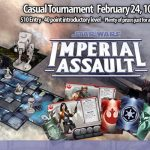 Imperial Assault Tournament presented by Petrie's Family Games at Petrie's Family Games, Colorado Springs Colorado