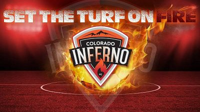 Colorado Inferno F.C. vs Las Vegas Knights Home Game presented by <i>Virtual</i> First Friday: April 3 at ,