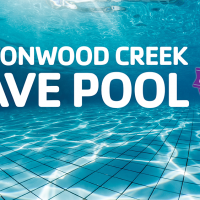 Cottonwood Creek Wave Pool Grand Reopening