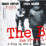 'The Bigot' presented by Funky Little Theater Company at ,