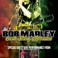 Bob Marley Earth Strong Celebration presented by <i>Virtual</i> First Friday: April 3 at ,