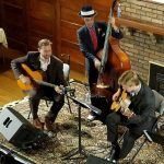Aaron Walker Quartet presented by Black Rose Acoustic Society at Black Forest Community Center, Colorado Springs CO