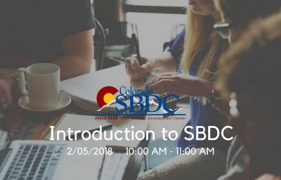 Introduction to Pikes Peak Small Business Developm...