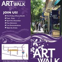 First Friday ArtWalk in Old Colorado City