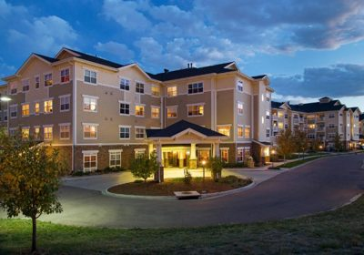 MacKenzie Place Senior Living located in Colorado Springs CO