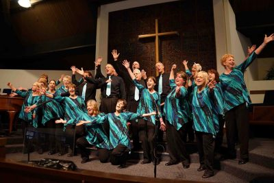 Vocal Fusion Community Show Choir located in Colorado Springs CO