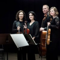 Veronika String Quartet located in Colorado Springs CO