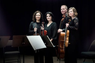 Veronika String Quartet located in Colorado Springs CO
