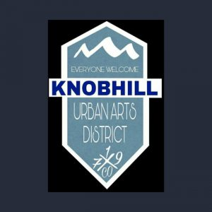 Knob Hill Urban Arts District located in Colorado Springs CO