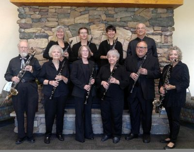 Woodland Park Wind Symphony located in Woodland Park CO