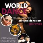 World Dance Festival presented by Shakti Dance Troupe at ,