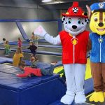 Chase & Marshall make a Visit presented by Springs Trampoline Park at ,