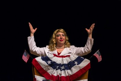 The Totalitarians by Peter Sinn Nachtrieb presented by Springs Ensemble Theatre at ,