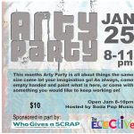 Arty Party presented by  at ,