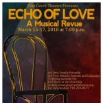 Echo Of Love: A Musical Revue