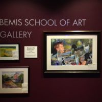 Art Opening: Bemis Student to Instructor presented by Lorraine Watry at Colorado Springs Fine Arts Center at Colorado College, Colorado Springs CO