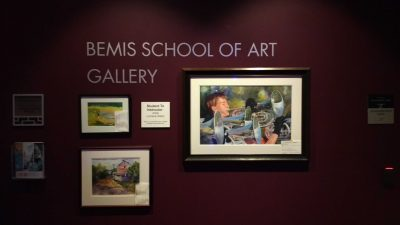 Art Opening: Bemis Student to Instructor presented by March First Friday in the Pikes Peak Region at Colorado Springs Fine Arts Center at Colorado College, Colorado Springs CO