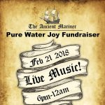 An Evening to Benefit Pure Water Joy presented by  at Ancient Mariner, Manitou Springs CO